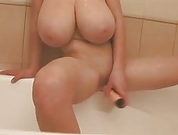 big natural tits masturbating videos